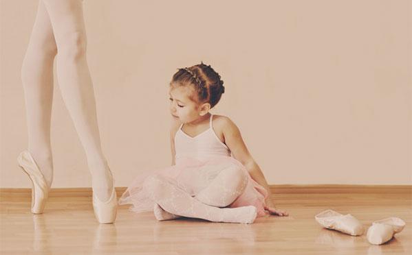 Ballet für Kinder ab 3 Jahre